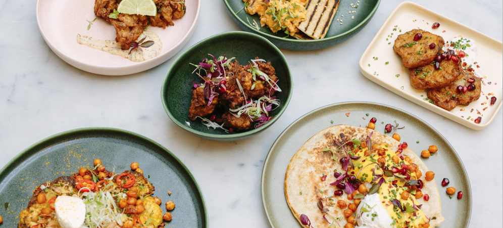 Spice Up Your Morning At The Wallace With An Indian Brunch Hero Image