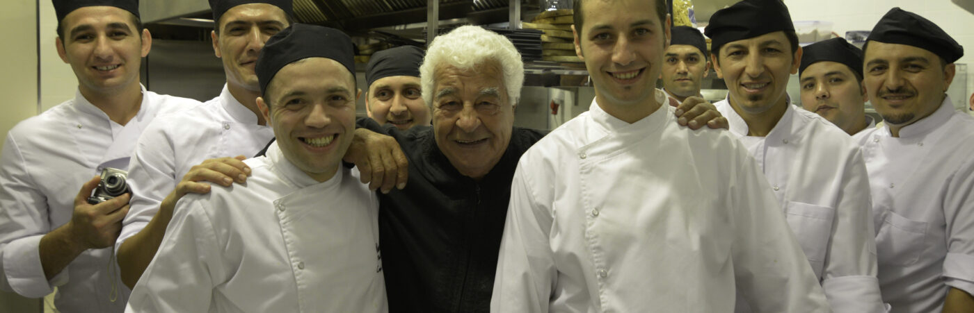 The Antonio Carluccio Foundation Extends Grants to £500,000 in Response to COVID-19 Hero Image
