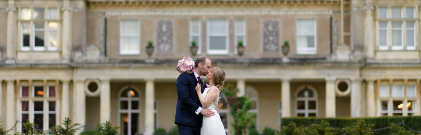 Be More 2021: Use Lockdown to Plan and Book Your Wedding Day at Down Hall Hero Image