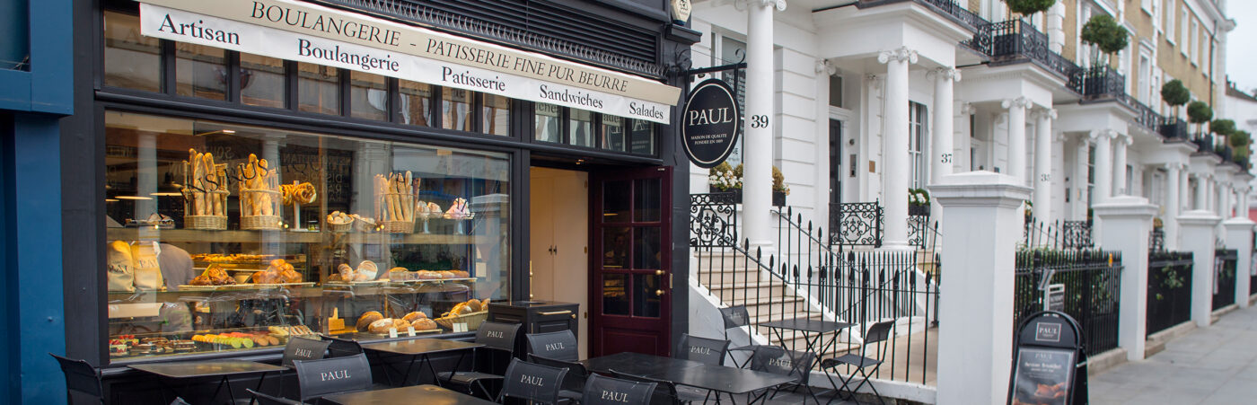 PAUL Re-opens Seven London Bakeries for Delivery and Takeaway Hero Image