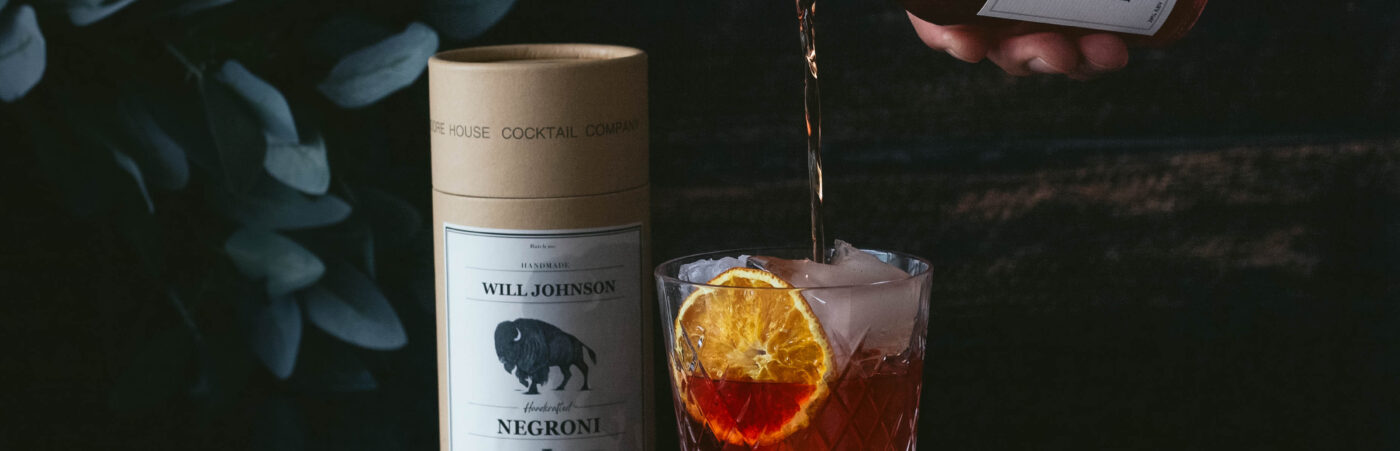 Bring the Bar to Dad this Father's Day with Moore House Cocktail Company Hero Image