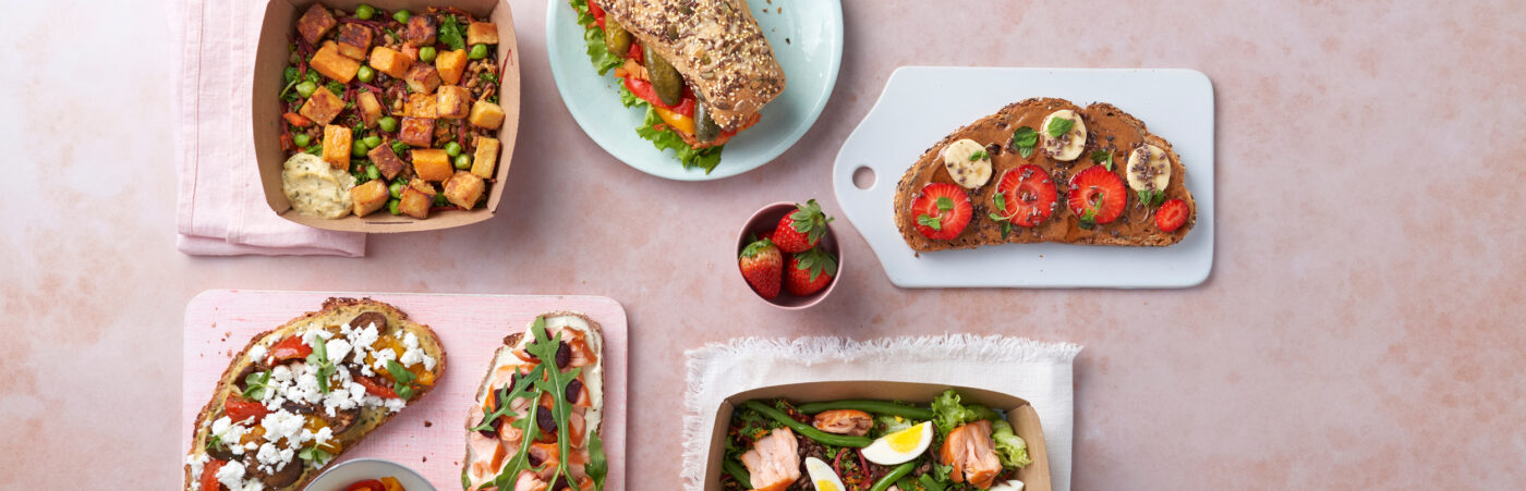 PAUL Bakery X The Food Medic Launches New Summer Breakfast/Lunch Range Hero Image