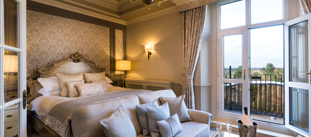 Make it a Staycation This Year with a Countryside Retreat at Down Hall Hero Image