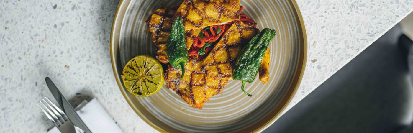 Marylebone's XR Launches New Set Lunch Menu Hero Image