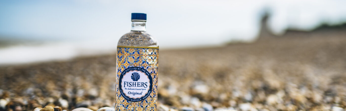 A Gin-Inspired Trip to the Beach: Fishers Gin Opens Its Own Distillery on Alderburgh Seafront Hero Image