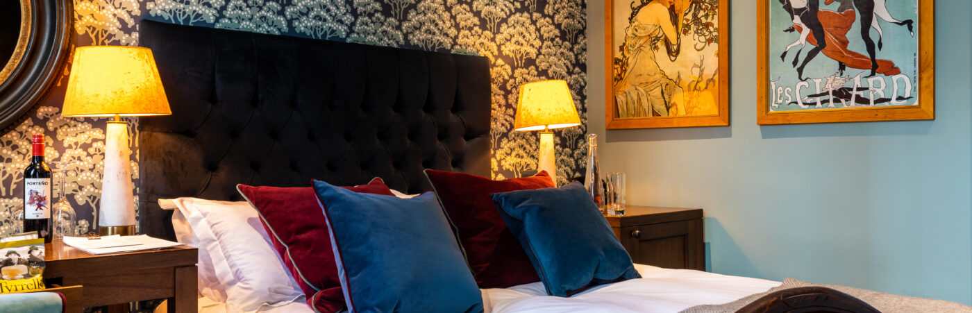 Take a Two Night Break with Young's Hotels from £95pp with Breakfast & Dinner Included Hero Image