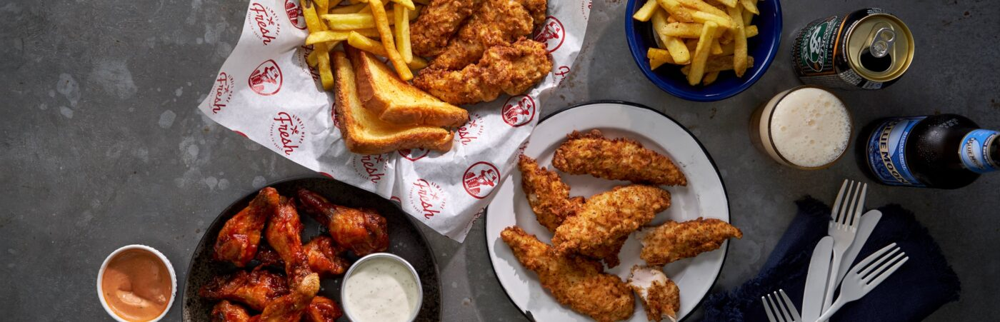 Slim Chickens to Open in Manchester's Trafford Centre Hero Image