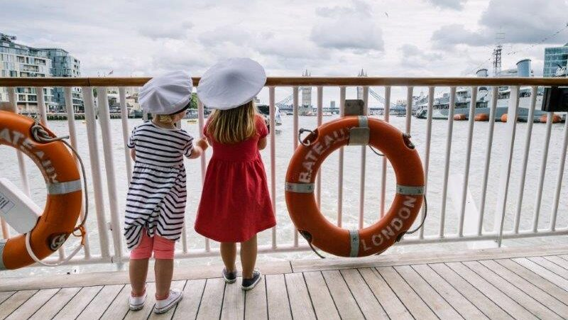 Bateaux London Launches Family Lunch Cruise where Kids Eat Free Hero Image