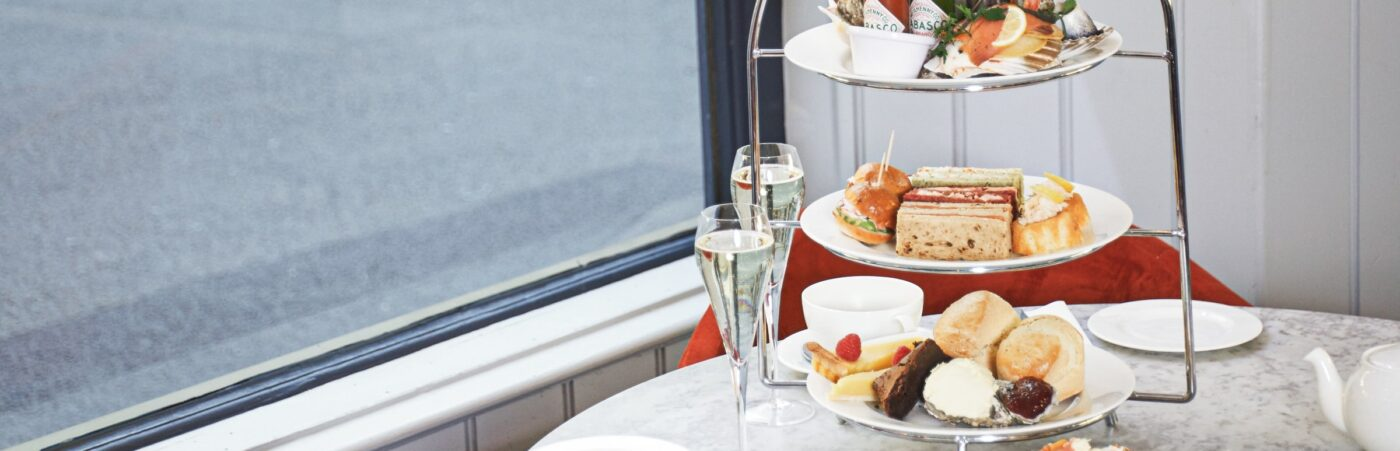 Take to the High Seas! FishWorks launches new Ocean-Themed Afternoon Tea Hero Image