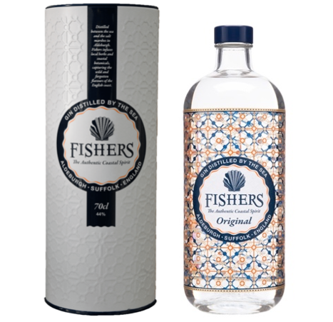 Celebrate Christmas with a Taste of the Coast from Fishers Gin Hero Image