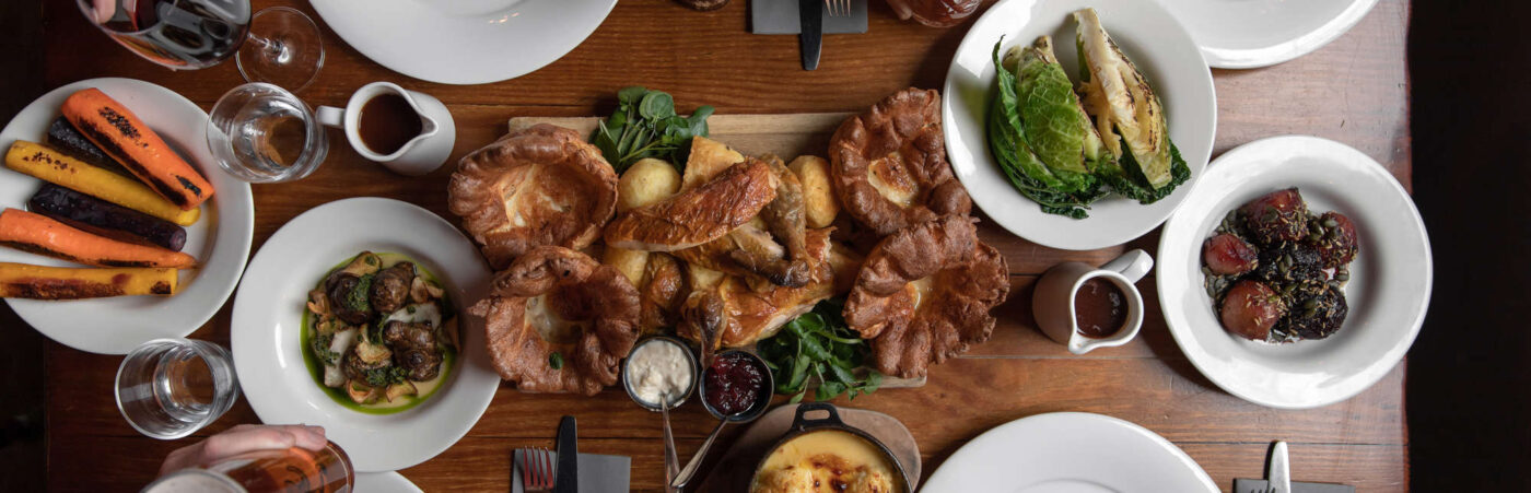 Let there be roasts! Young's launch all-day Weekend Roasts in South West London Hero Image