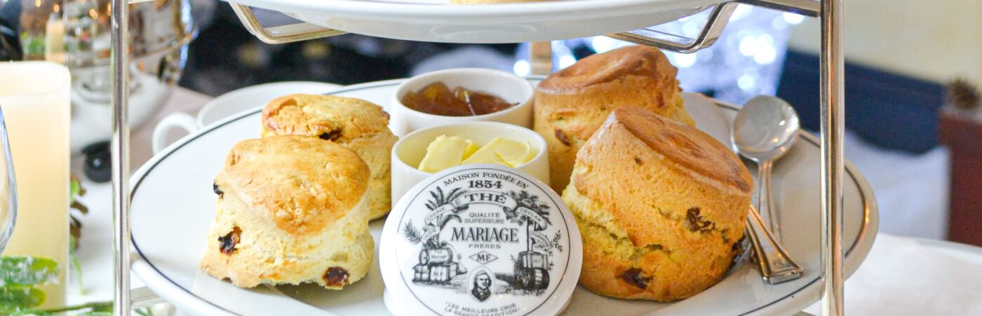 Say Bonjour to The New Christmas Afternoon Tea at Mariage Frères Hero Image