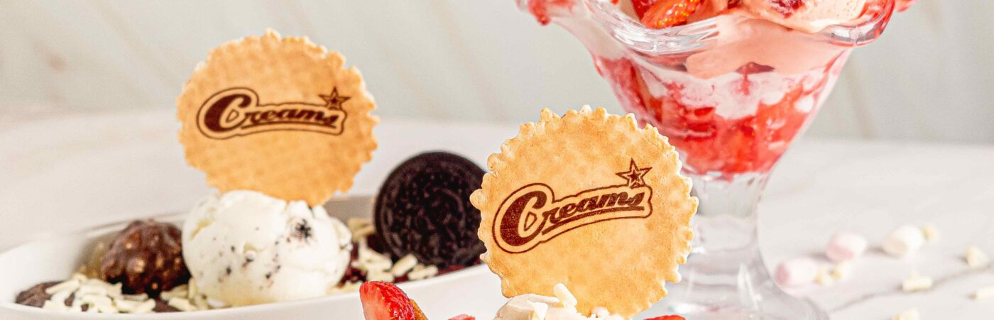 Creams Café Lands in Cardiff with Delicious Desserts, Scrumptious Shakes & 25% Off Delivery Hero Image