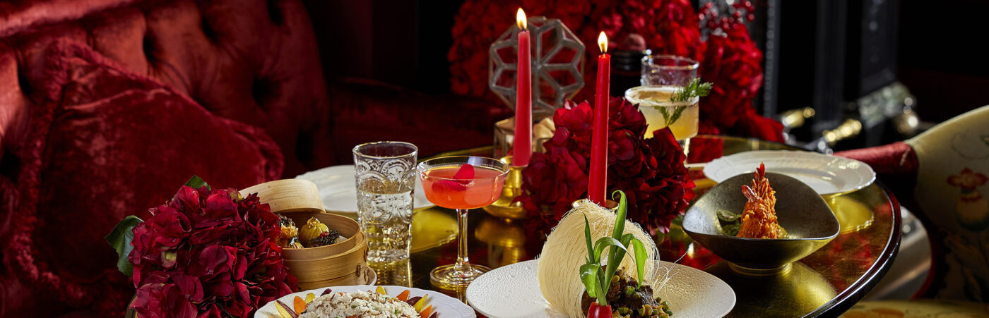 Impress Your Partner with Love Chinois At Home this Valentine's Hero Image