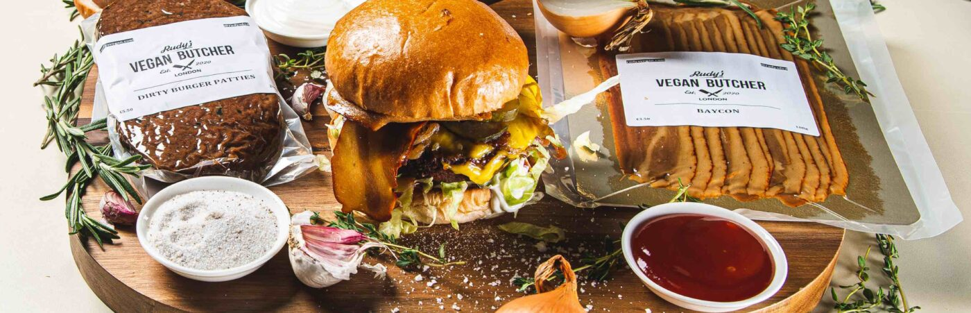 Rudy's Vegan Butcher Launches Click & Collect for Lockdown 3.0 Hero Image