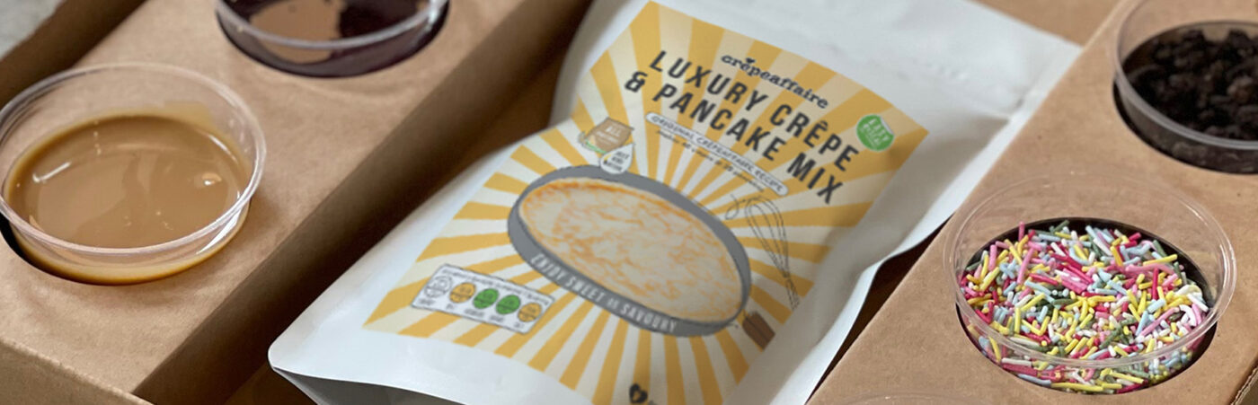 Saving Shrove Tuesday! Crêpe Affaire launches Nationwide Pancakes in the Post Hero Image