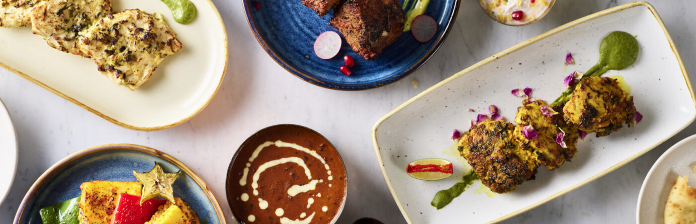 Heritage Dulwich Opens with Takeaway Service to Bring Inventive Indian Cuisine Straight to Your Door Hero Image
