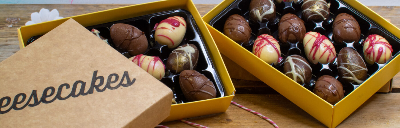 Happy Pleeseter: A Cracking Easter Collection from Pleesecakes Hero Image