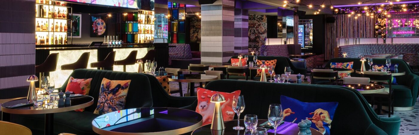 NYX Hotel London Holborn opens in London's mid-town Hero Image