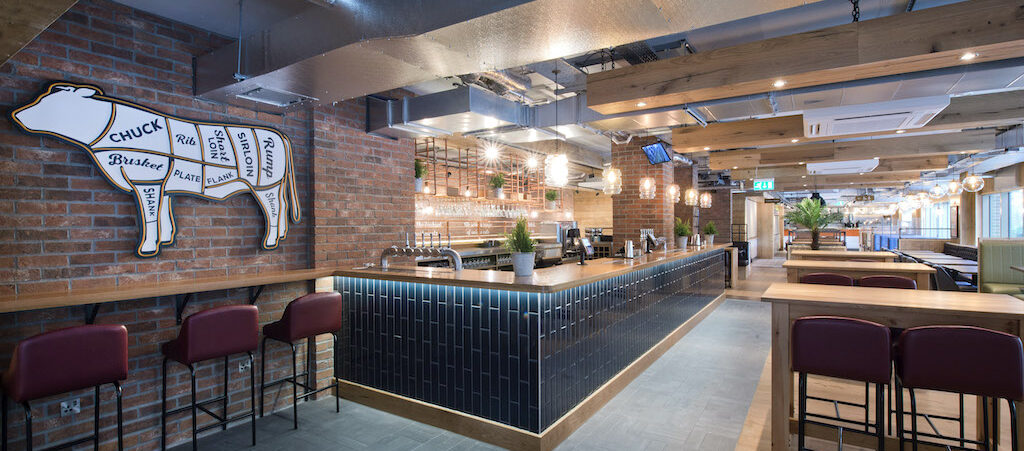 A Cut Above The Rest Bar + Block Steakhouse Opens In Southwark Hero Image