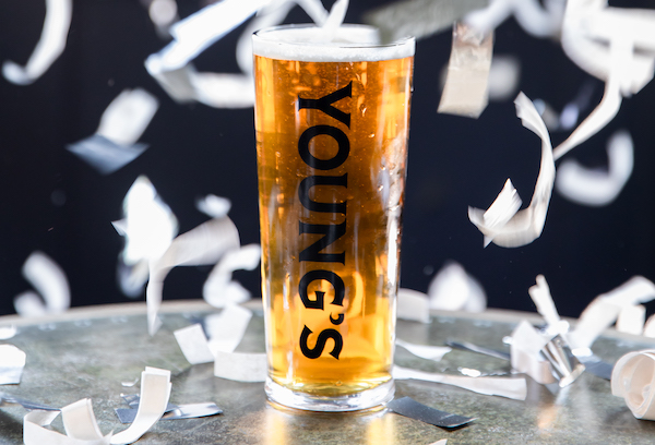It's Freedom Day! Young's to Giveaway 30,000 Pints To On Tap App Users In July Hero Image