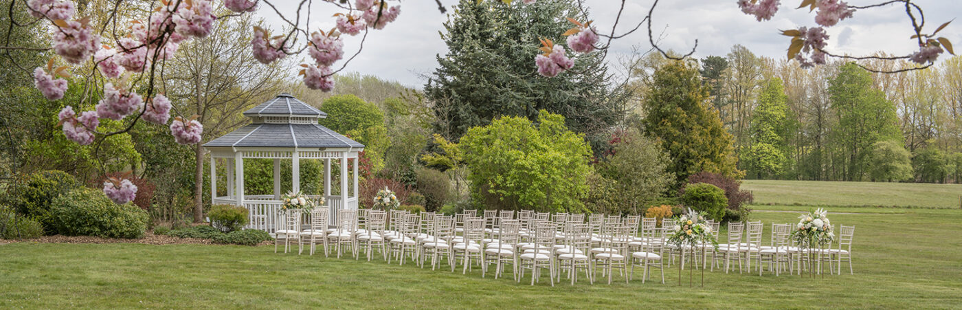 Fall in Love with Horwood House at The Summer Wedding Showcase Hero Image