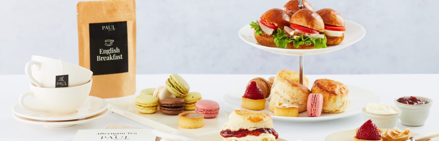 Celebrate National Afternoon Tea Week with a PAUL Delivery Hero Image