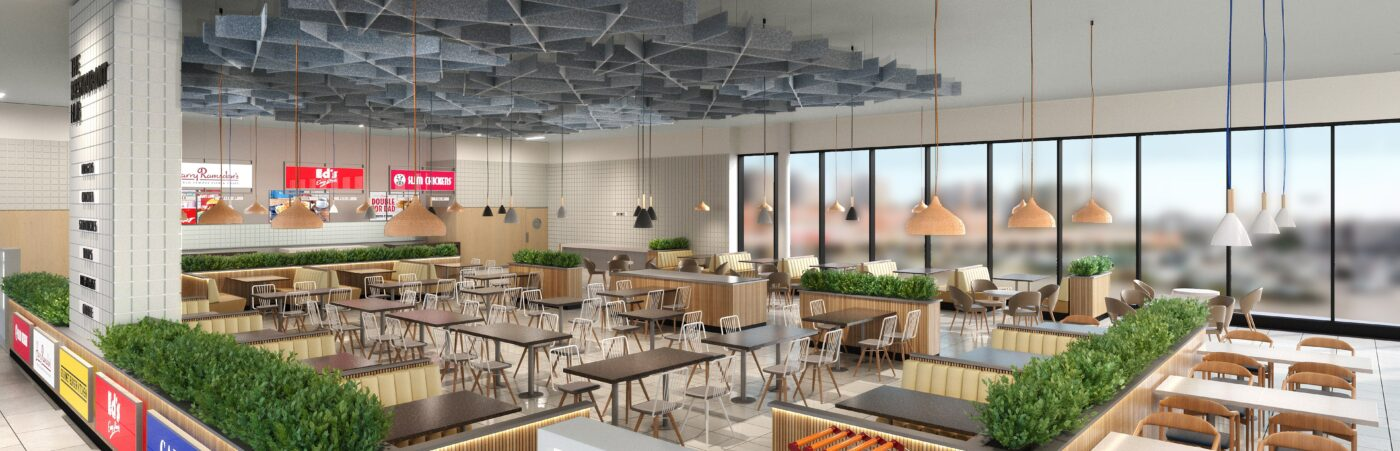 Boparan Restaurant Group Opens First Multibrand Dining Concept In Partnership with Sainsbury's Hero Image