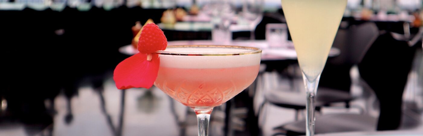 Cocktails In The City: Searcys Iris Bar On Top Of The Gherkin Opens To The Public Hero Image