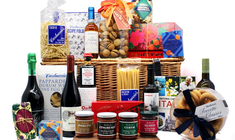 Christmas gift guides: Buon Natale from Carluccio's Hero Image