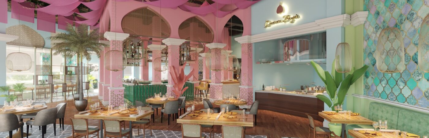 The Cinnamon Collection to launch debut restaurant in the UAE in partnership with Park Hyatt Dubai Hero Image