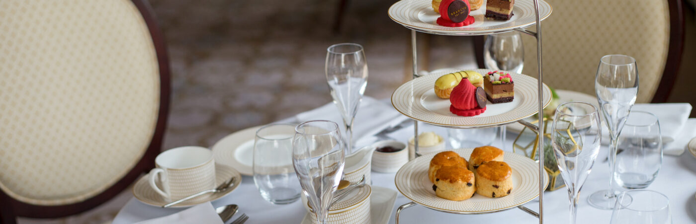 116 Pall Mall Launches Confectioner's Afternoon Tea on 18th September Hero Image