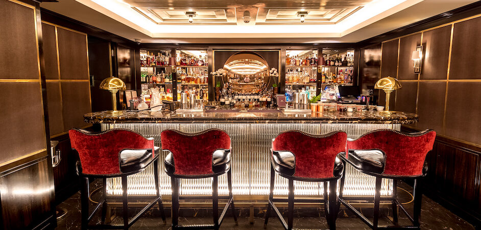 Negroni Nightcap? The UK's First Negroni Suite Launches at Flemings Mayfair Hero Image